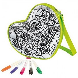 SAC COEUR NEON COLOR ME MINE