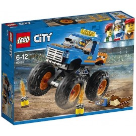 60180 LE MONSTER TRUCK CITY