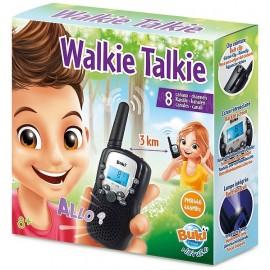 TALKIE WALKIE 16 CANAUX PORTEE 3KM