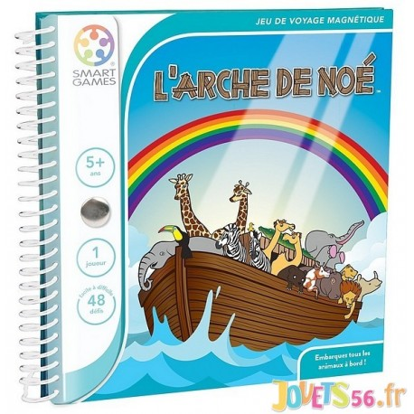 JEU L'ARCHE DE NOE - Jouets56.fr - Magasin jeux et jouets dans Morbihan en Bretagne