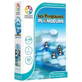JEU LES PINGOUINS PLONGEURS