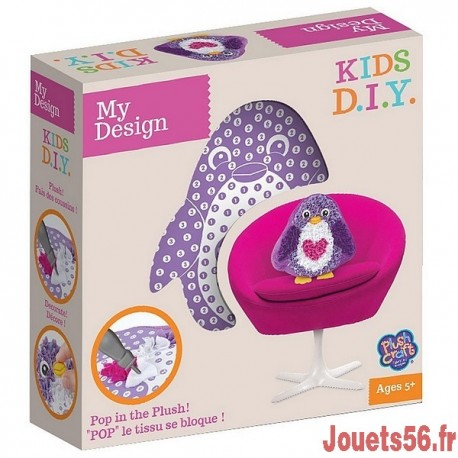 PILLOW BY DESIGN PINGOUIN-jouets-sajou-56