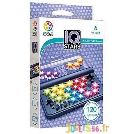 JEU IQ STARS - Jouets56.fr - Magasin jeux et jouets dans Morbihan en Bretagne