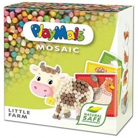 PLAYMAIS FERME MOSAIC - Jouets56.fr - Magasin jeux et jouets dans Morbihan en Bretagne