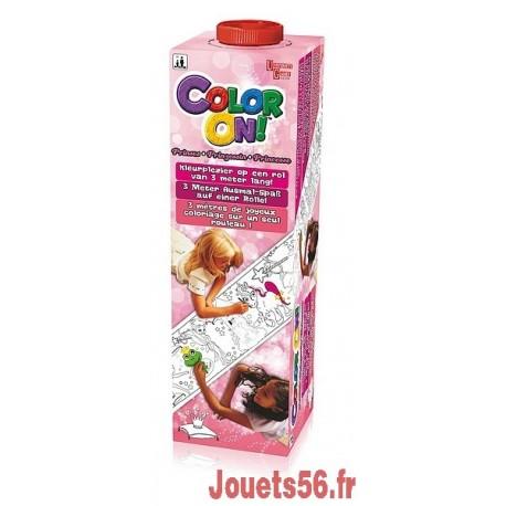 COLOR ON PRINCESSE ROULEAU DE 3M-jouets-sajou-56