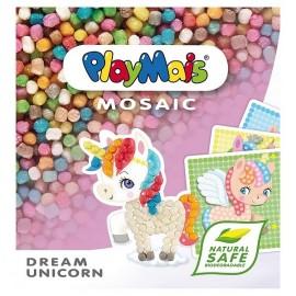 PLAYMAIS DREAM LICORNE MOSAIC - Jouets56.fr - Magasin jeux et jouets dans Morbihan en Bretagne