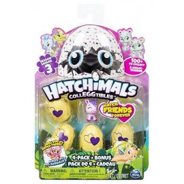 PACK DE 5 HATCHIMALS COLLECTIONNABLES SAISON 3