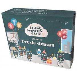 BLANC MANGER COCO EXT. POT DE DEPART