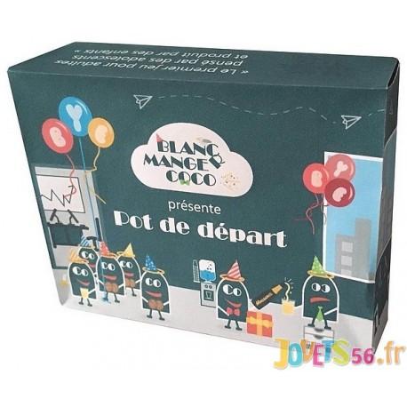 BLANC MANGER COCO EXT. POT DE DEPART - Jouets56.fr - Magasin jeux et jouets dans Morbihan en Bretagne