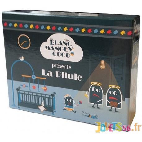 BLANC MANGER COCO EXT. LA PILULE - Jouets56.fr - Magasin jeux et jouets dans Morbihan en Bretagne