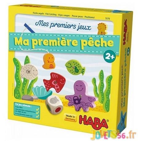 JEU MA PREMIERE PECHE MES PREMIERS JEUX - Jouets56.fr - Magasin jeux et jouets dans Morbihan en Bretagne