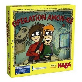 JEU OPERATION AMON-RE