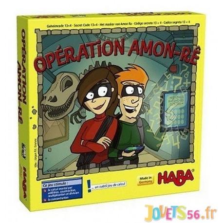 OPERATION AMON-RE - Jouets56.fr - Magasin jeux et jouets dans Morbihan en Bretagne
