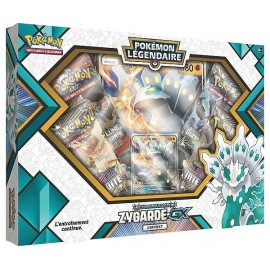 COFFRET POKEMON ZYGARDE GX