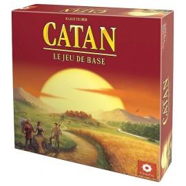 JEU CATAN LE JEU DE BASE - Jouets56.fr - Magasin jeux et jouets dans Morbihan en Bretagne