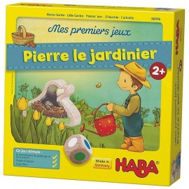 JEU PIERRE LE JARDINIER MES PREMIERS JEUX