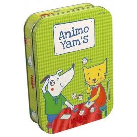 JEU ANIMO YAMS BOITE METAL