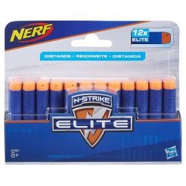 NERF ELITE RECHARGES X12 FLECHETTES