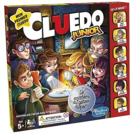 JEU CLUEDO JUNIOR