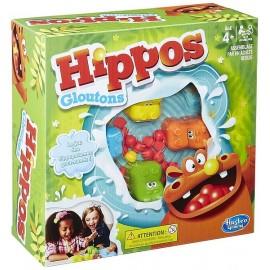 JEU HIPPOS GLOUTONS