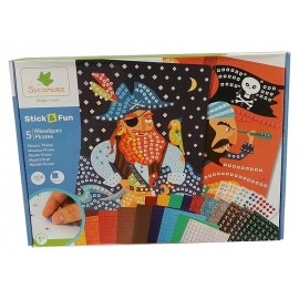 STICK&FUN PIRATES 5 MOSAIQUES 2000 PIECES