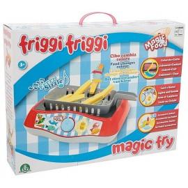FRITEUSE MAGIQUE MAGIC FOOD - Jouets56.fr - Magasin jeux et jouets dans Morbihan en Bretagne