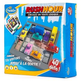 JEU RUSH HOUR 40 DEFIS
