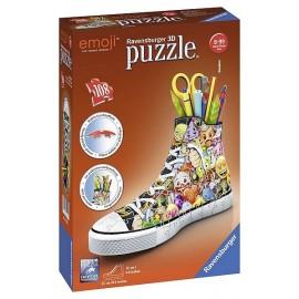 PUZZLE 3D SNEAKER EMOJI 108PCES - Jouets56.fr - Magasin jeux et jouets dans Morbihan en Bretagne