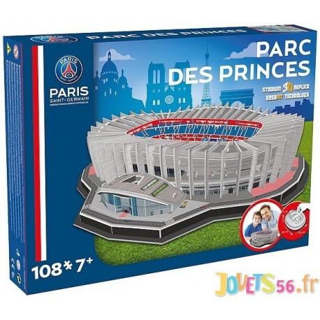 STADE 3D PARC DES PRINCES PUZZLE 159PCES - Jouets56.fr - Magasin jeux et jouets dans Morbihan en Bretagne