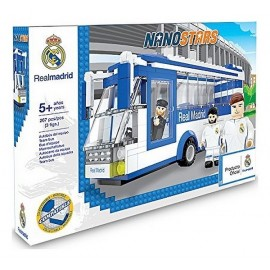 BUS FOOTBALL REAL MADRID NANOSTARS