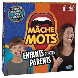 JEU MACHE-MOTS ENFANTS CONTRE PARENTS