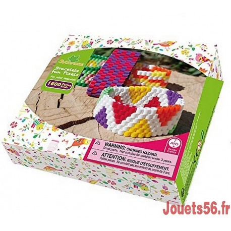 BRACELETS FUN PIXELS-jouets-sajou-56