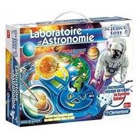 COFFRET LABORATOIRE D'ASTRONOMIE