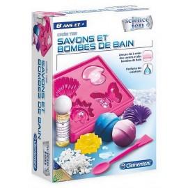 SAVONS ET BOMBES DE BAIN