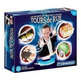 TOURS DE RUE 20 TOURS DE MAGIE
