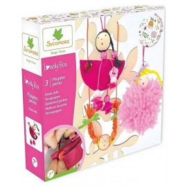 POUPEES PERLES LOVELY BOX PM