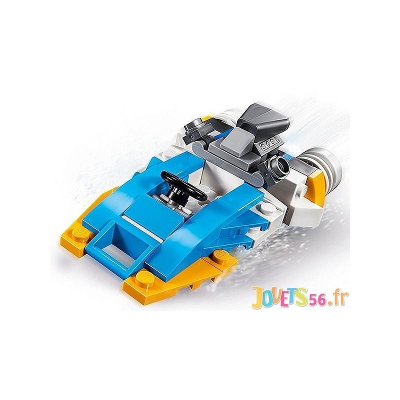 Les Creator L'extreme De Lego 31072 Moteurs BWorxedCQ