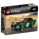 75884 FORD MUSTANG FASTBACK 1968 LEGO SPEED CHAMPIONS