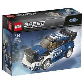 75885 FORD FIESTA M-SPORT WRC LEGO SPEED CHAMPIONS - Jouets56.fr - Magasin Jeux et Jouets dans le Morbihan en Bretagne