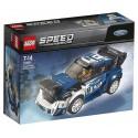 75885 FORD FIESTA M-SPORT WRC LEGO SPEED CHAMPIONS