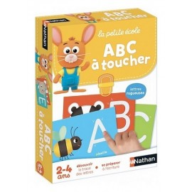 ABC A TOUCHER LA PETITE ECOLE
