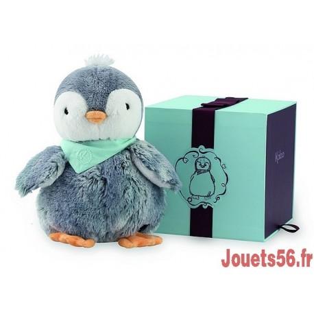 PINGOUIN PEPIT' PELUCHE LES AMIS-jouets-sajou-56