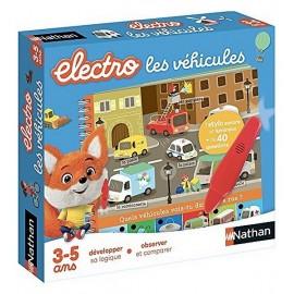 PETIT ELECTRO LES VEHICULES - Jouets56.fr - Magasin jeux et jouets dans Morbihan en Bretagne