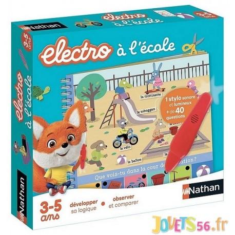 PETIT ELECTRO ECOLE - Jouets56.fr - Magasin jeux et jouets dans Morbihan en Bretagne