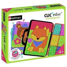 CLIC EDUC MOSAIQUES - Jouets56.fr - Magasin jeux et jouets dans Morbihan en Bretagne