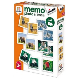 MEMO PHOTO ANIMAUX