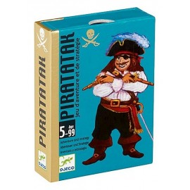 JEU CARTES PIRATATAK