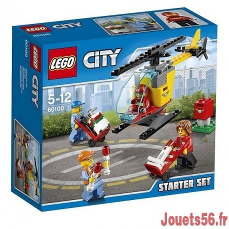 60100 AEROPORT CITY ENS. DEMARRAGE -jouets-sajou-56