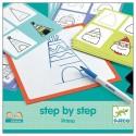 STEP BY STEP PRIMO DESSINER PAS A PAS