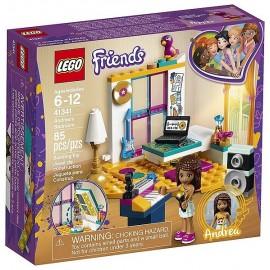 41341 LA CHAMBRE D'ANDREA LEGO FRIENDS - Jouets56.fr - Magasin jeux et jouets dans Morbihan en Bretagne